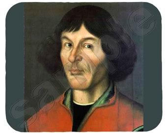 Mouse Pad; Copernicus