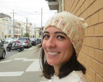 Mount Rainier Wildflowers Hat