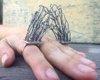 Tendrillar Bridging Ring