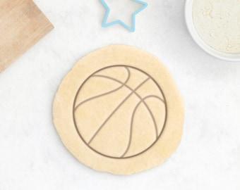 Basketball Cookie Cutter – Basket Ball Cookie Cutter Basketball Jersey Cookie Cutter Sports Cookie Cutter Gift Basketball Gift Basket Gift