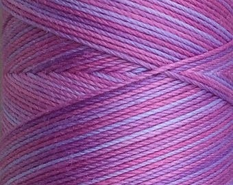 No.29 Stocks, Hand Dyed Cotton Machine Thread, Individual Spool 150m, Machine Embroidery, machine Quilting
