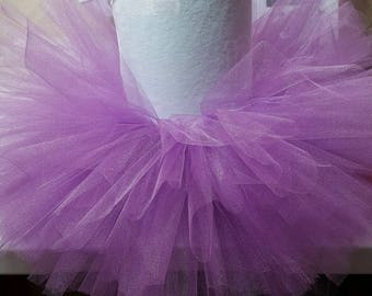 Purple tutu onesie