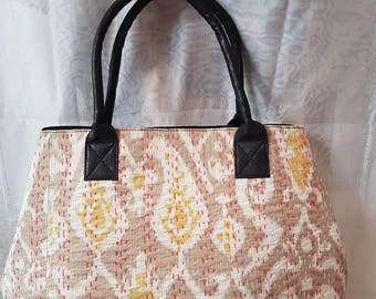 Bag large basket handle skin