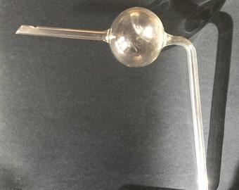Vintage scientific glass lab ware