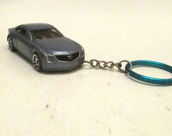 Cadillac Elmiraj keychain, 2014 Die Cast keychain, Cadillac concept car, Mens or Womens keychain, Mens or Womens gift, Concours d'Elegance