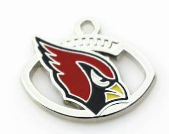 Arizona Cardinals charm-Qty:1