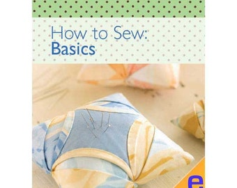 How to Sew: Basics Sewing eBook (804013)