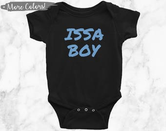 Issa Boy Infant Onesie (+ More Colors)
