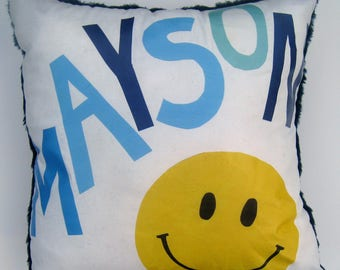 personalized kids pillow
