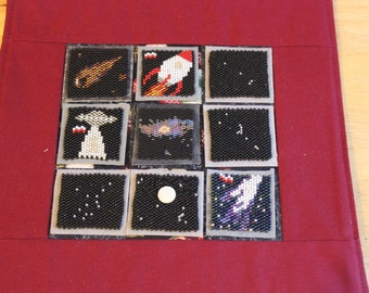 Bead-It-Forward Space Themed Quilt BIF11