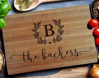 Custom Cutting Board,PERSONALIZED cutting board, Kitchen sign,  Custom Engraved Board, custom cutting board, kitchen sign (159)