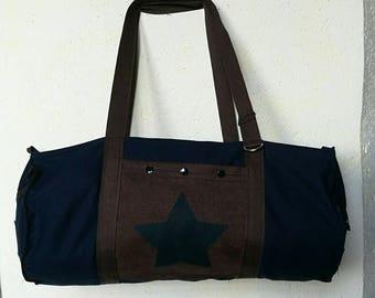 Canvas duffel bag original, in size medium