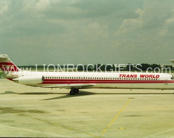 Trans World Airlines / TWA MD-80 (N916TW) Photo