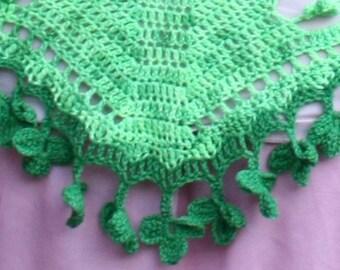 Crochet Shawl - Luck Shawl