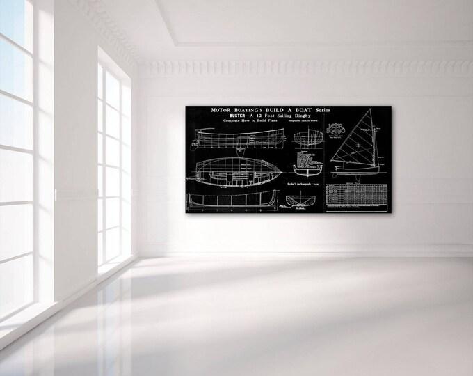Boat blueprints clavininc boat blueprints malvernweather Image collections