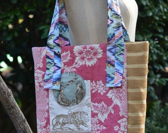 married to the earth market bag
