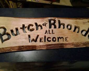 One of a kind signs for your home or business