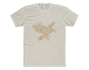 Eagle MenS Cotton Crew Tee