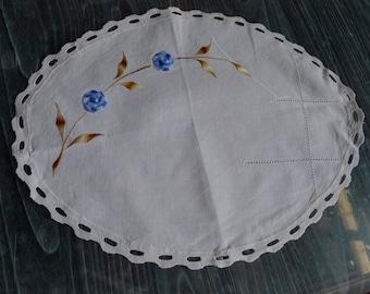 doily vintage coton