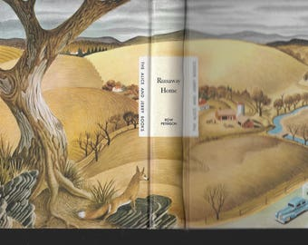 Runaway Home byAlice Coatsworth and illustrated by Gustaf Tenggren, 1963