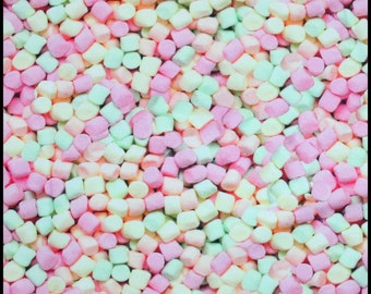 Marshmallows euro knit 1 yard