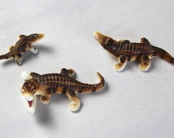 Porcelain Alligators