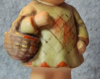 Hummel Figurine, I brought you a gift., mold 479, TMK 6