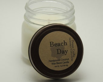 Coconut/Soy Wax Blend Country Candle