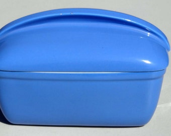Hall Periwinkle Rectangle Casserole Westinghouse #5074 Home and Garden Kitchen and Dining Cooking and Bakeware Cookware Casserole Dishes
