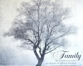 Shabby Chic Family Tree A...