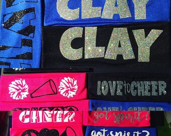 Clay High Headbands