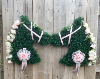 Wedding Decorations Mothers Day Gift Horse Head Wreath