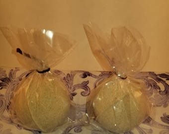 Autumn Breeze Bath bombs