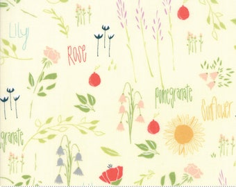 The Front porch cotton fabric by Sherri and Chelsi for Moda fabric 37540 11
