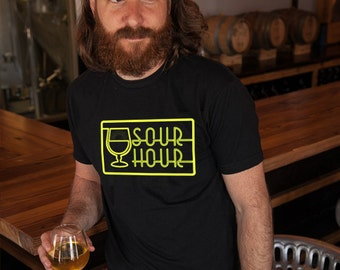 Craft Beer t-shirt- Sour Hour