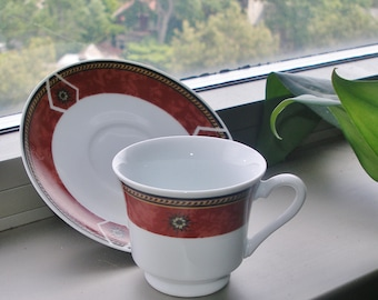 Pretty EXPRESSO CUP and SAUCER