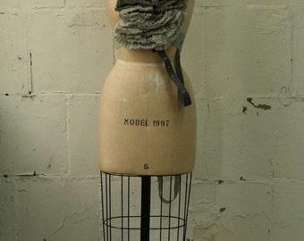 No. 111 artLAB's Couture Pleated Harness, Fashion Accessories, Women's Fashion
