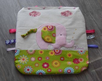 Cushion... clever Pajama bag this elephant pillow!