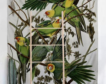 Tropical Parrots - Wall tapestry - Tapestry  - Wall Hangings - Wanderlust - Bohemian - Home decor - Wall decor - Dorm decor T#83