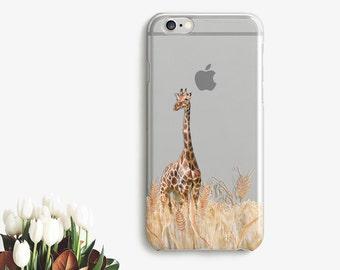 giraffe phone case iphone 7 plus