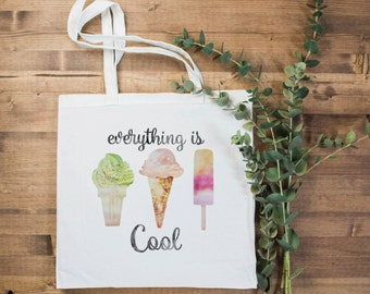"""Summer Tote Bag 