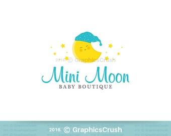 Baby Logo Design Boutique Children Logo Kids Logo