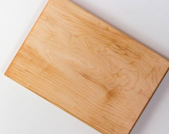 Cutting Board || Maple Cutting Board and Serving Tray
