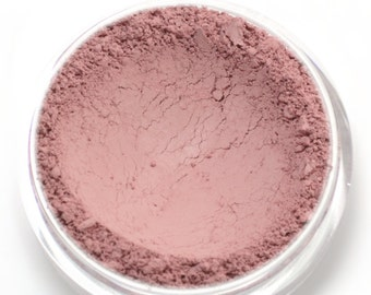 "Light Cool Pink Blush- ""Delight"" (4.5g Net wt) - Vegan Matte Blush"