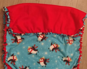 Wobbie, homemade, security blanket, baby blanket, baby shower