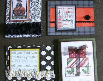September 2012 Handmade Card Kit