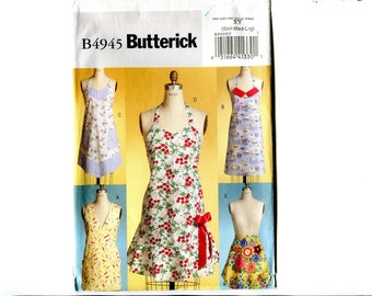 Aprons - Butterick 4945