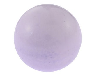 x 1 clear 16 mm music of pregnancy maternity Bell Mexican Bola purple ball