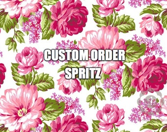 Custom Order Spritz || All Natural, Cruelty Free, Vegan, Aromatherapy, Facial Spritz, Room Spritz, Gift Ideas