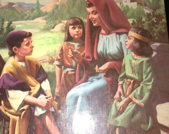 Bible book by Uncle Arthur